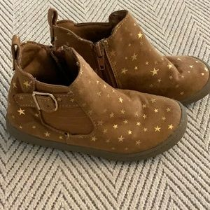 Self Esteem Star Ankle boots size 10